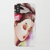 japanese iPhone & iPod Cases featuring Japanese by tatiana-teni