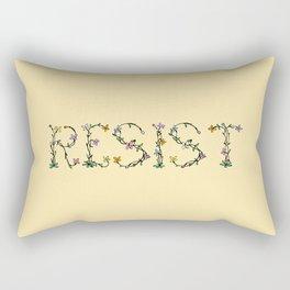 RESIST Rectangular Pillow