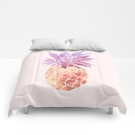 JUICY Pineapple Comforters