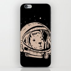 Astrollama iPhone & iPod Skin