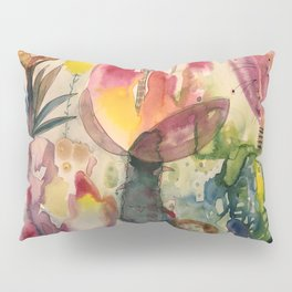 whimsical garden Pillow Sham