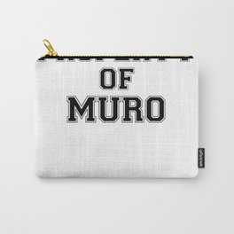 Property of MURO Carry-All Pouch