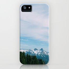 Spirit walk iPhone Case
