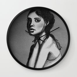 With Grace Wall Clock