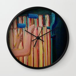Chimes Wall Clock