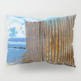 A Day At The Beach Pillow Sham