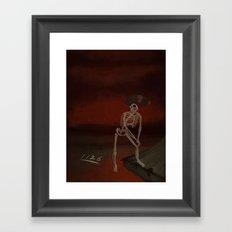 1126 Framed Art Print