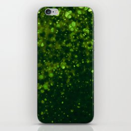 Green-Washed 05 iPhone Skin