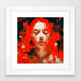 Finding Obstructions 2 Framed Art Print