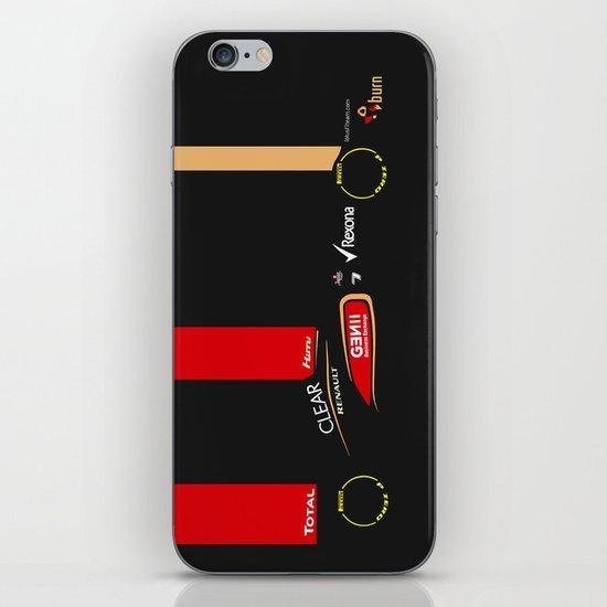 E21 iPhone & iPod Skin