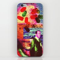 whatever iPhone & iPod Skins featuring Whatever by Alec Goss