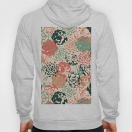 Stamped Succulents Hoody