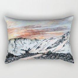Loveland Pass Rectangular Pillow