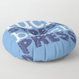 Bench Floor Pillow