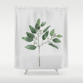 Branch 2 Shower Curtain