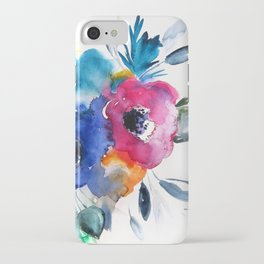 Floral No.9 iPhone Case