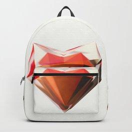 Heart in Glass Backpack