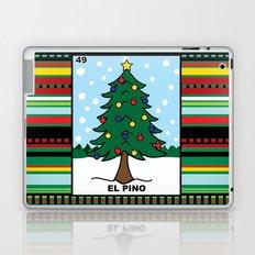 Christmas Loteria El Pino Laptop & iPad Skin