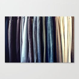 Trousers Canvas Print