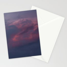 Lenticular cloud Stationery Cards