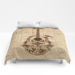 The Guitar's Song Comforters
