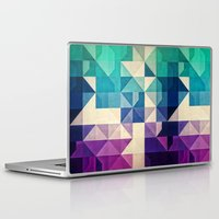 spires Laptop & iPad Skins featuring pyrply by Spires