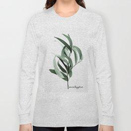 Eucalyptus - Australian gum tree Long Sleeve T-shirt