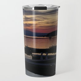 Champlain Dusk Travel Mug