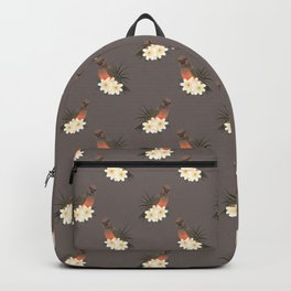 Red-bellied Parrot [male] Backpack