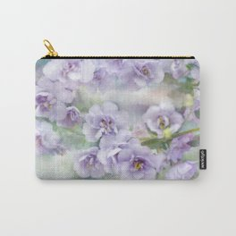 Mauve Impressions Carry-All Pouch