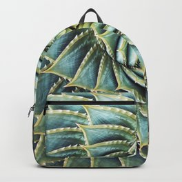 Succulent by Zouzounio Art Backpack