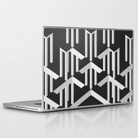 illusion Laptop & iPad Skins featuring Illusion by designpraxis
