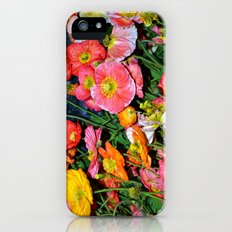 Poppy iPhone (5, 5s) Slim Case