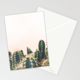 Desert Cactus 3 Stationery Cards