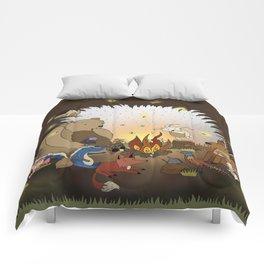 Woodland Tales Comforters