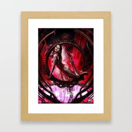 DOLLS - Patriciandroid Framed Art Print