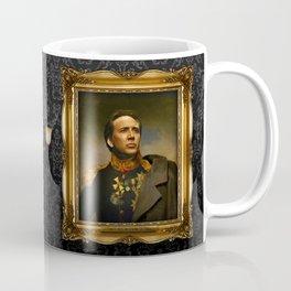 Nicolas Cage - replaceface Coffee Mug