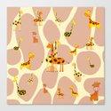 Giraffes by frankiecat