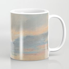 Sunset by Eugène Delacroix ca.1850, French Coffee Mug