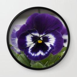 Spring Flowers Series 52 Wall Clock