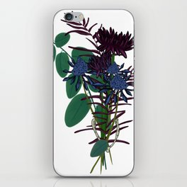Autumn Wish Bouquet iPhone Skin