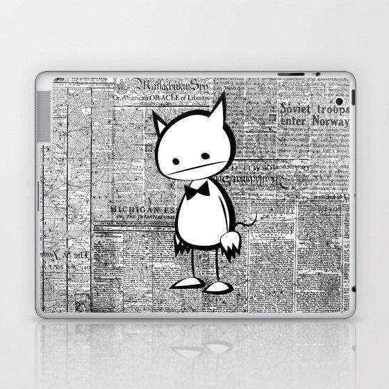 minima - au diable Laptop & iPad Skin