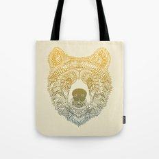 Bear (Savage) Tote Bag