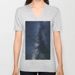 Galaxy Explore Unisex V-Neck