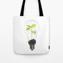Green energy Tote Bag