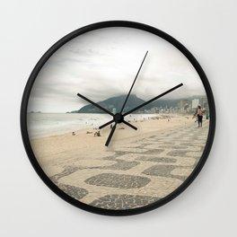 Ipanema Wall Clock