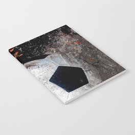 The soccer ball Notebook