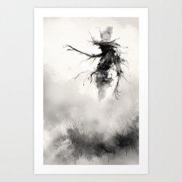 Tribute to Stephen Gammell Art Print