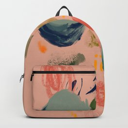 Make Room In Your Heart For Hope - Without Lettering Backpack