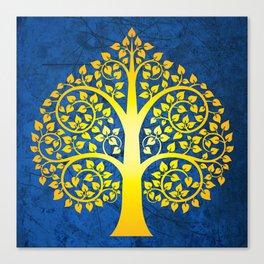 Bodhi Tree0102 Canvas Print